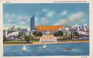 Illinois Chicago 1933 World Fair Hall Of Science