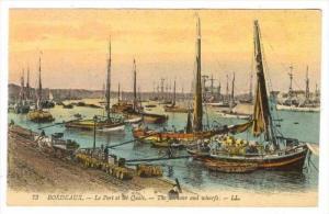 Bordeaux , France , 00-10s : Le Port et les Quais