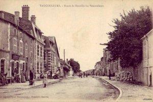 FRANCE ROUTE DE NUEVILLE-LES-VACOULEURS