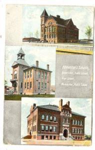 3Views,Edmonton's Schools,Queen's Avenue- Public School,High School,Mackay Av...