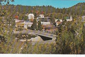 California Navada City Panorama