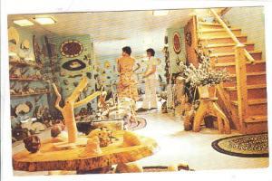 Artisanat a Ste-Rose du Nord , Cte Dubuc, Quebec , Canada , 1989