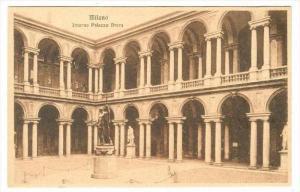 Milano , Italy , 00-10s : Interno Palazzo Brera