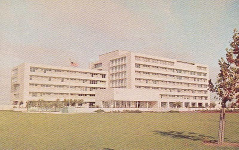 California Fresno Veterans Administration Hospital