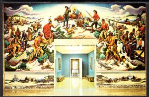 Independence and the Opening of the West Painting