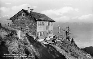 Austria Heinrich Kiener Haus am Hochgruendeck St Johann im Pongau