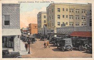 Andrew's Avenue  Fort Lauderdale FL