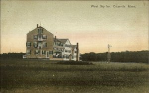 Osterville Cape Cod MA West Bay Inn c1910 Postcard