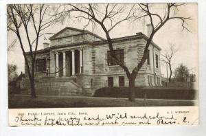 Iowa Iowa City   LIBRARY