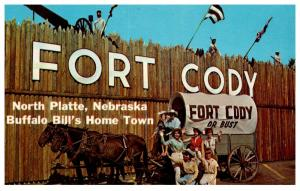 Nebraska North Platte , Fort Cody Trading Post