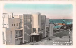 Israel Palestine Haifa Casino Bath-Galim scenery