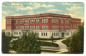 High School, Ecscanaba, Michigan, 00-10s