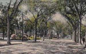 CAMPELLO, Massachusetts, 1900-1910's; South Main Street