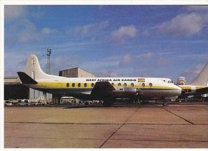 WEST AFRICA AIR CARGO VICKERS VISCOUNT