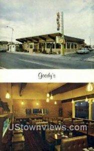 Goody's Restaurant in Albuquerque, New Mexico