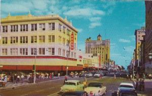 Florida St Petersburg 5th and Central Street 1959