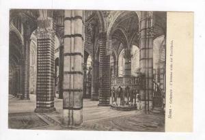 Cattedrale, L'Interno Visto Dal Presbiterio, Siena (Tuscany), Italy, 1900-1910s