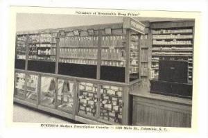 ECKERD´s Prescription Counter, Columbia, South Carolina, 40-50s