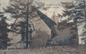 CAPEL GARMON , Wales , 00-10s ; Church from E, TUCK