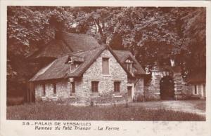 France Palais de Versailles Hameau du Petit Trianon 1915