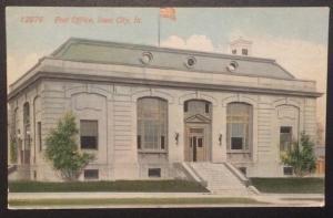 Post Office, Iowa City, Ia. The Acmegraph Co.