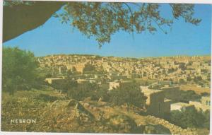 General View Of Hebron, Israel, 40-60s