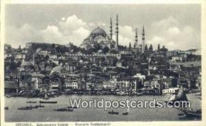 Turkey Suleymaniye Camisi