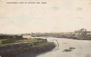 MOOSE JAW , Sask., Canada, 1911 ; Scenic view