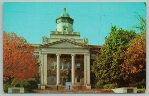 Bowling Green~Western Kentucky State~Henry Hardin Cherry Hall~Vintage Postcard