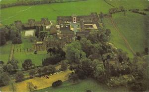 uk5586 coloma college aerial view   uk