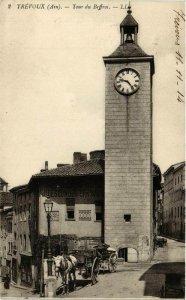 CPA Trévoux Tour du Beffroi (681185)