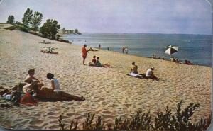 Sand Banks - Picton ON, Ontario, Canada