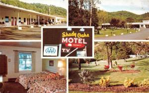 7519   OR  Roseburg    Shady Oaks Motel  Multi-view