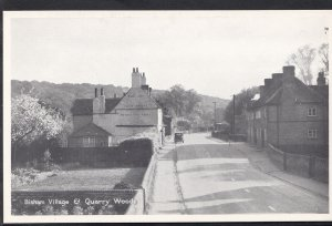 Berkshire Postcard - Bisham Village & Quarry Woods  A5370