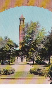 Alabama Tuscaloosa Denny Chimes At University Of Alabama 1966