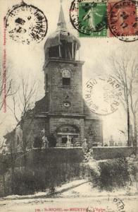 CPA Saint Michel sur Meurthe L'Eglise (151586)