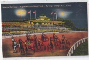 Saratoga Raceway, Saratoga Springs NY