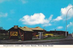 Tourist Bureau , Nova Scotia , Canada , 60-80s