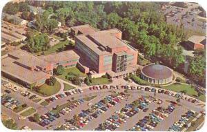 College of Education Bldg Michigan State University East Lan