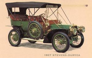 1907 Stevens-Duryea