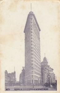 NEW YORK CITY, New York, 1901-07; Fuller Building, 23rd St. & 5th Avenue