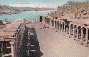 EGYPT , 00-10s ; Island of Philae , Colonnades