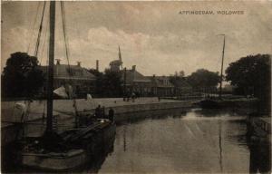 CPA APPINGEDAM Woldweg NETHERLANDS (706255)