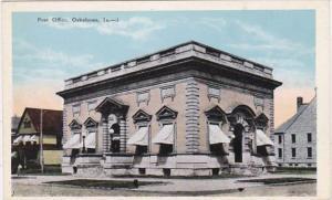 Iowa Oskaloosa Post Office