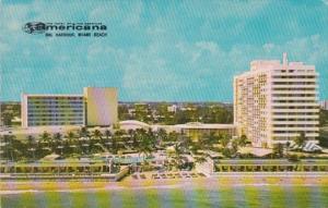Florida Miami Beach Bal Harbour Americana Hotel