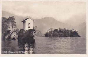 Switzerland Luzern Meggenhorn Real Photo