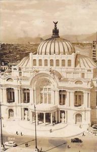 RP, Palacio De Bellas Artes,  Mexico, PU-30-40s