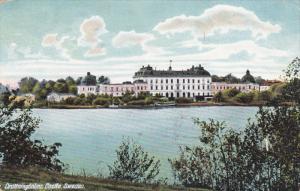 Drottningholms Castle, SWEDEN, PU-1912