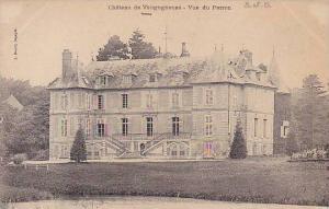 Vue Du Perron, Chateau De Vaugrigneuse (Essonne), France, 1900-1910s