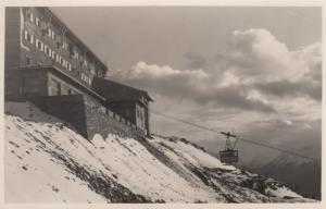 RP: INNSBRUCK , Austria , 1928 ; Patscher Kofel